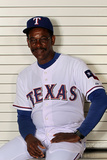 Surprise, AZ - February 28: Texas Rangers Photo Day - Ron Washington Photographic Print by Jamie Squire