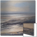 Mud Flat Print by Wagner-Harms 