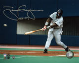 Tony Gwynn San Diego Padres with HOF 07 Inscription Photo