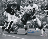 Dick Butkus Chicago Bears Photo