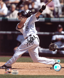 Matt Holliday Colorado Rockies - Hitting Autographed Photo (Hand Signed Collectable) Photo
