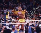 Hulk Hogan - WWE - Hulkamania Autographed Photo (Hand Signed Collectable) Photo