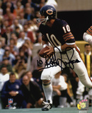 "Bobby Douglass Chicago Bears with ""10"" Inscription Autographed Photo (Hand Signed Collectable) Photographie"