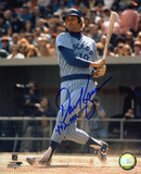 """Dave Kingman Chicago Cubs with  """"442nd Home Run"""" Autographed Photo (Hand Signed Collectable) Photo"""