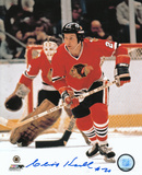 Cliff Koroll Chicago Blackhawks Autographed Photo (Hand Signed Collectable) Photo