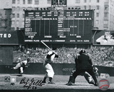 Bob Feller Cleveland Indians with HOF 62 Inscription Autographed Photo (Hand Signed Collectable) Photo