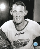 Bill Gadsby Detroit Red Wings Photo