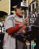 Tony La Russa St. Louis Cardinals 2011 World Series Autographed Photo (Hand Signed Collectable) Photo
