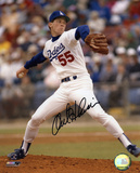 Orel Hershiser Los Angeles Dodgers Photo