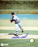 Wilbur Wood Chicago White Sox Autographed Photo (Hand Signed Collectable) Photo