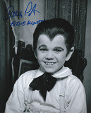 Butch Patrick - The Munsters with Eddie Muster Inscription Photo