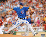 Randy Wells Chicago Cubs Photo