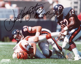 Dan Hampton Chicago Bears Photo