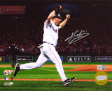 Kevin Youkilis Boston Red Sox - Arms Up Celebration Autographed Photo (Hand Signed Collectable) Photo