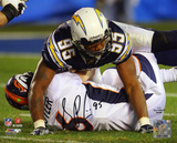 Shaun Phillips San Diego Chargers Photo