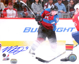 Matt Duchene Colorado Avalanche Autographed Photo (Hand Signed Collectable) Photo