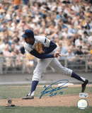Fergie Jenkins Chicago Cubs with CY 71 Inscription Autographed Photo (Hand Signed Collectable) Photo