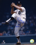 Denny McLain Detroit Tigers  with 68 WSC Inscription Photo