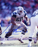 Derek Kennard Dallas Cowboys Autographed Photo (Hand Signed Collectable) Photo