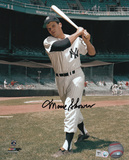 Moose Skowron New York Yankees - Swinging Autographed Photo (Hand Signed Collectable) Photo