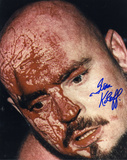 Ivan Koloff WWE - Blood Shot Autographed Photo (Hand Signed Collectable) Photo