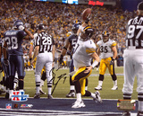 Ben Roethlisberger Pittsburg Steelers SB XL Autographed Photo (Hand Signed Collectable) Photo