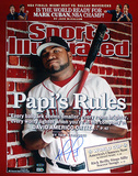 "David Ortiz ""Papi's Rules"" Sports Illustrated Cover Photo"
