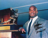 "Rashaan Salaam Colorado Buffaloes with ""Heisman 94""  Autographed Photo (Hand Signed Collectable) Photo"