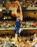 Mike Miller Florida Gators Dunking Autographed Photo (Hand Signed Collectable) Fotografía