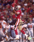 Jerry Rice San Francisco 49ers - Jumping For Ball Photo