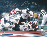 William Perry Bears SB XX Touchdown Photo