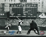 Bob Feller Cleveland Indians with HOF 62 Inscription Autographed Photo (Hand Signed Collectable) Photographie