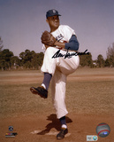 Don Newcombe Los Angeles Dodgers Autographed Photo (Hand Signed Collectable) Photo