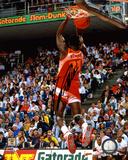 Dominique Wilkins Atlanta Hawks - Gatorade Slam Dunk Autographed Photo (Hand Signed Collectable) Photo