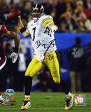 Ben Roethlisberger Steelers Super Bowl XLIII Champions Autographed Photo (Hand Signed Collectable) Photo