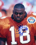 Emory Smith Clemson Tigers Photographie