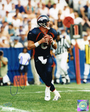 Jeff Lewis Denver Broncos Autographed Photo (Hand Signed Collectable) Photo