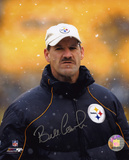 Bill Cowher PittsburgSteelers Autographed Photo (Hand Signed Collectable) Photo