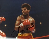 Leon Spinks (Boxing) Autographed Photo (Hand Signed Collectable) Photo