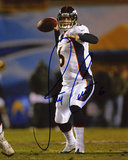 Jay Cutler Denver Broncos Autographed Photo (Hand Signed Collectable) Photo