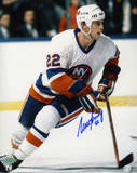 Mike Bossy New York Islanders Autographed Photo (Hand Signed Collectable) Photographie