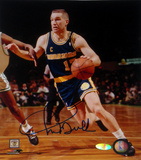 Chris Mullin Drive to Basket Left Handed Vertical Photo Photo