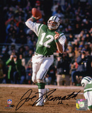 Joe Namath New York Jets Autographed Photo (Hand Signed Collectable) Photo