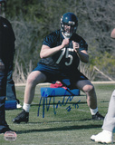Marc Colombo Chicago Bears Photo