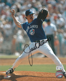 Jack Morris Toronto Blue Jays Autographed Photo (Hand Signed Collectable) Foto