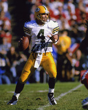 Brett Favre Green Bay Packers Autographed Photo (Hand Signed Collectable) Photo
