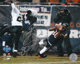 Bernard Berrian Chicago Bears - NFC Championship Game Photo