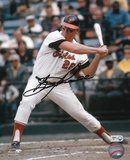 Boog Powell Baltimore Orioles Autographed Photo (Hand Signed Collectable) Photo