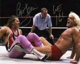 Ric Flair WWE wth WE 16X Inscription Autographed Photo (Hand Signed Collectable) Photo