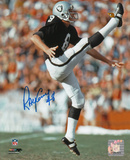 Ray Guy Oakland Raiders Fotografía